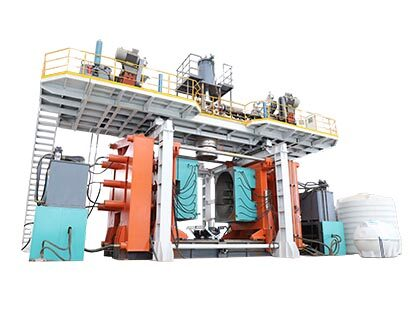 20000L super-large water tank blow molding machine