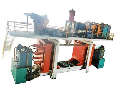 10000L super-large water tank blow molding machine