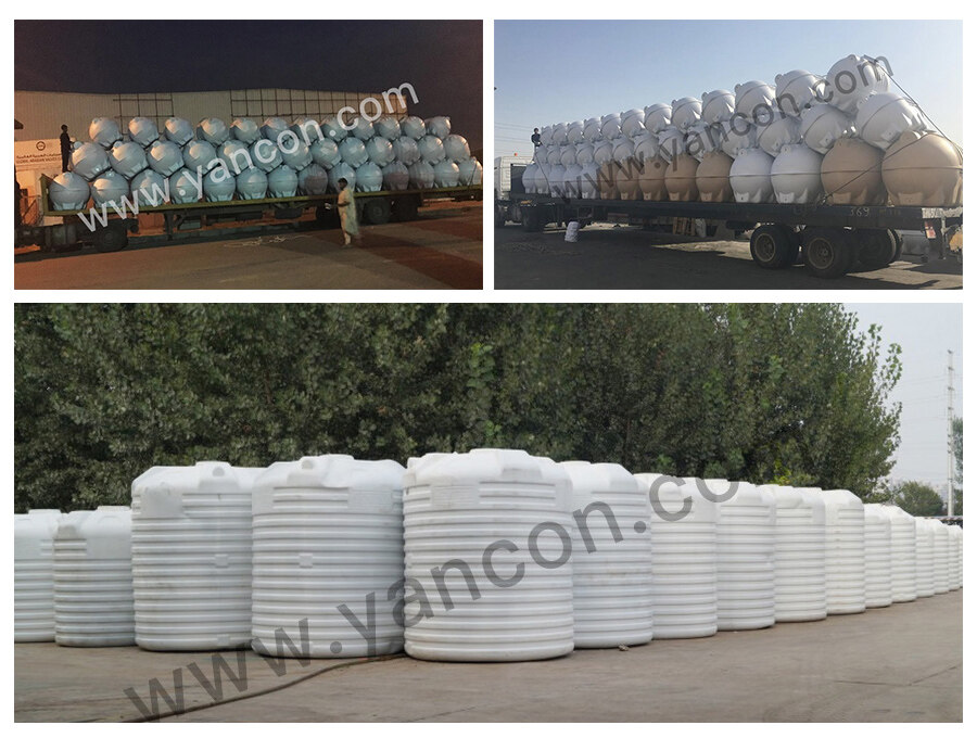 10000L water tank application