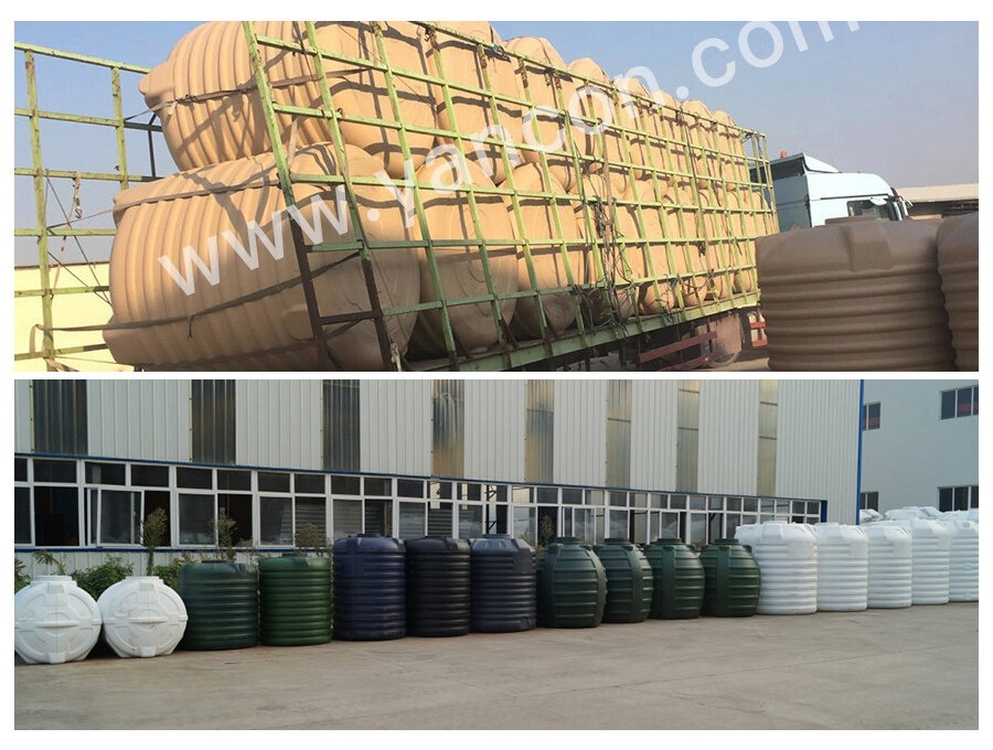 3000L water tank application