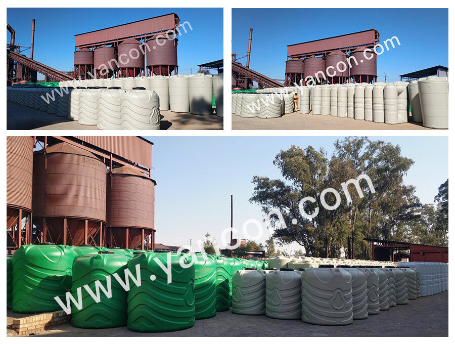 5000L water tank application