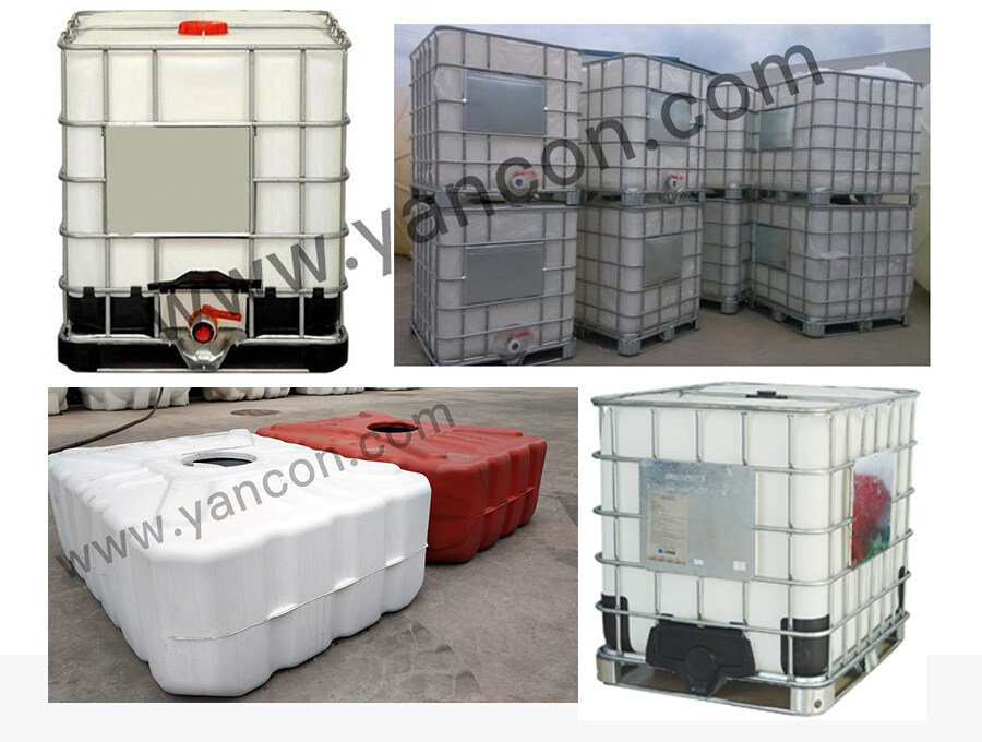IBC tank application