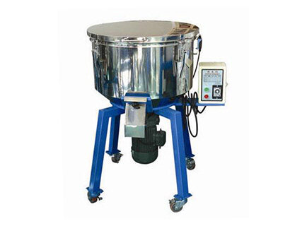 the mixer for blow molding machine