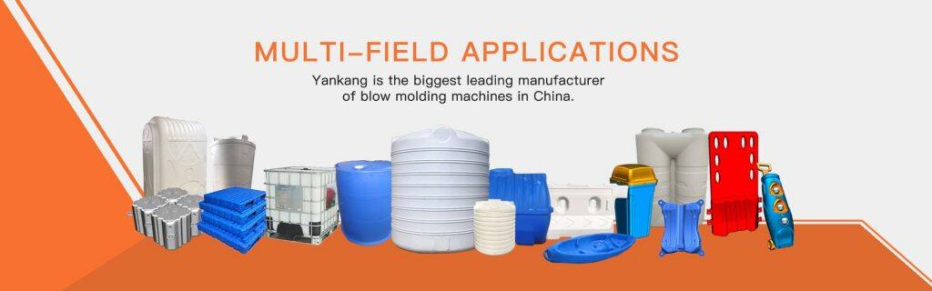 plastic blow molding machine exhibition