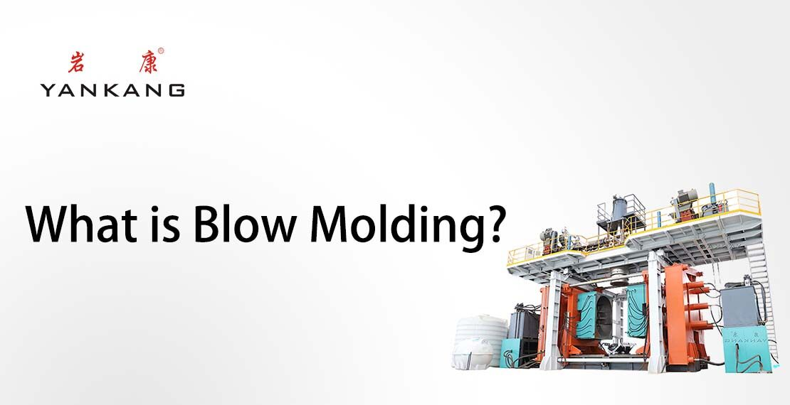 what is blow molding