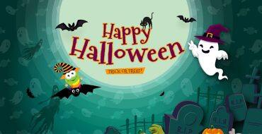 Happy Halloween-N ways to Halloween, don't just stare at the pumpkin!