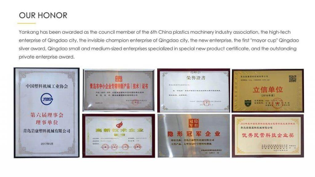 blow molding machine:good quality? or low price?