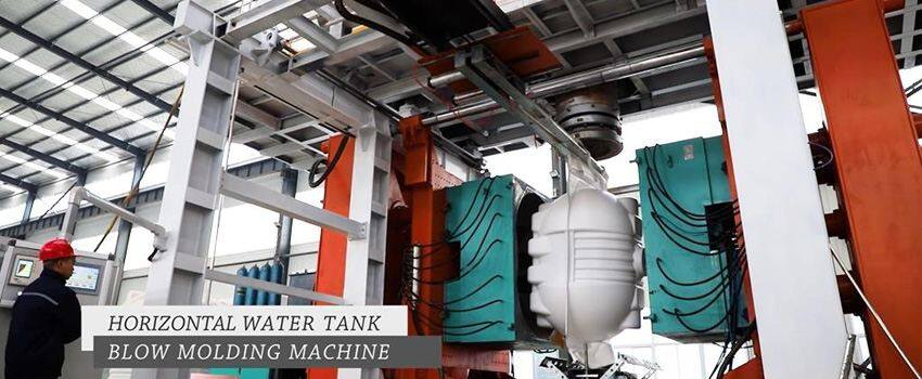 customized blow molding machine
