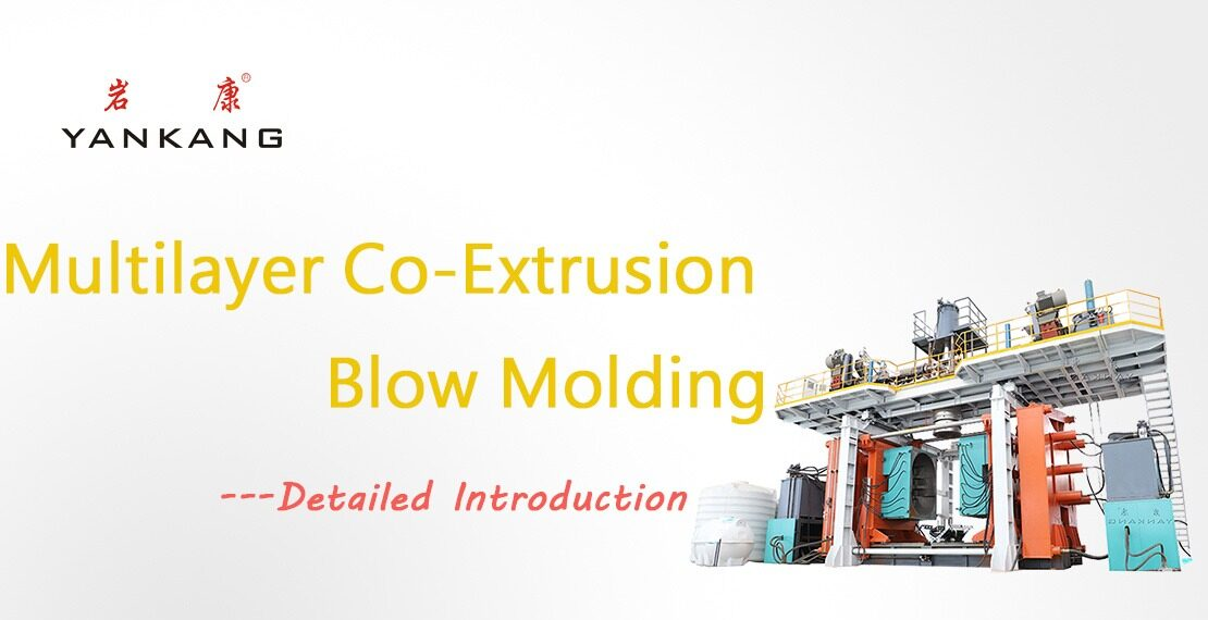 multilayer co-extrusion blow molding