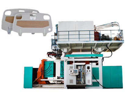 medical-bed-board-blow-molding-machine